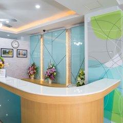 Отель Lada Krabi Express сауна