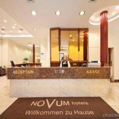 Novum Hotel Madison Düsseldorf Hauptbahnhof интерьер отеля фото 2