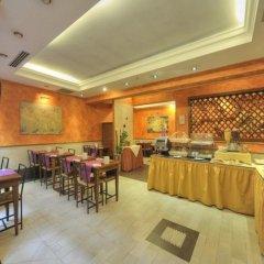 Отель Aurora Garden Hotel Италия, Рим - 4 отзыва об отеле, цены и фото номеров - забронировать отель Aurora Garden Hotel онлайн питание фото 2