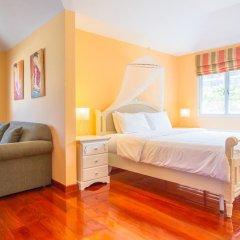 Отель Prompimarn Villa комната для гостей