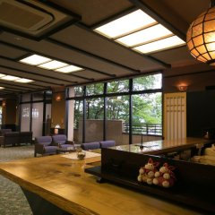 Отель Yunosato Hayama Япония, Беппу - отзывы, цены и фото номеров - забронировать отель Yunosato Hayama онлайн интерьер отеля
