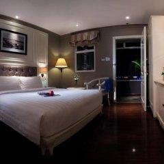 Silverland Jolie Hotel & Spa комната для гостей