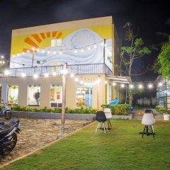 Emis Hotel спортивное сооружение