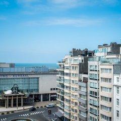 Отель Mercure Oostende Бельгия, Остенде - 1 отзыв об отеле, цены и фото номеров - забронировать отель Mercure Oostende онлайн пляж фото 2