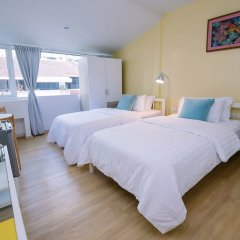 Отель K Home Asok Таиланд, Бангкок - отзывы, цены и фото номеров - забронировать отель K Home Asok онлайн комната для гостей фото 3