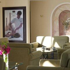 Отель Mitsis Family Village Beach Hotel Греция, Калимнос - отзывы, цены и фото номеров - забронировать отель Mitsis Family Village Beach Hotel онлайн интерьер отеля фото 2