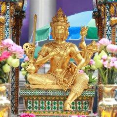 Отель Wellness Residence Бангкок фото 8