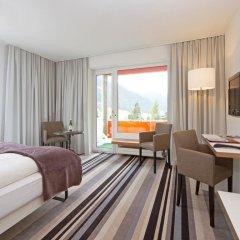 Отель National Швейцария, Давос - отзывы, цены и фото номеров - забронировать отель National онлайн комната для гостей