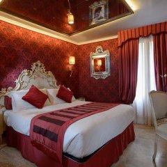 Отель Canaletto Италия, Венеция - 5 отзывов об отеле, цены и фото номеров - забронировать отель Canaletto онлайн комната для гостей фото 5