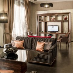 Hotel Barcelona Center интерьер отеля