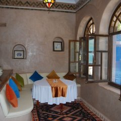 Отель Kasbah Sirocco Марокко, Загора - отзывы, цены и фото номеров - забронировать отель Kasbah Sirocco онлайн комната для гостей фото 4