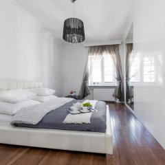 Апартаменты P&O Podwale Apartments комната для гостей фото 5