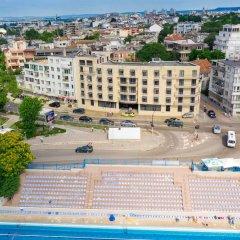 Отель Panorama Hotel Болгария, Варна - отзывы, цены и фото номеров - забронировать отель Panorama Hotel онлайн бассейн фото 3