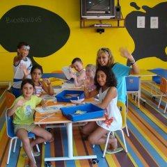 Отель Las Palmeras детские мероприятия фото 2