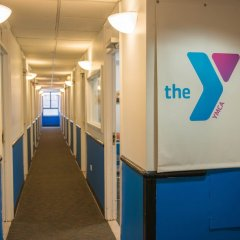 Отель Vanderbilt YMCA интерьер отеля фото 3
