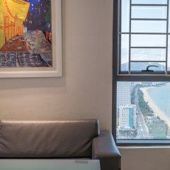 Апартаменты Sunrise Ocean View Apartment Нячанг детские мероприятия