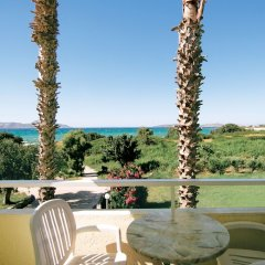 Отель Eurovillage Achilleas Hotel Греция, Мастичари - отзывы, цены и фото номеров - забронировать отель Eurovillage Achilleas Hotel онлайн балкон