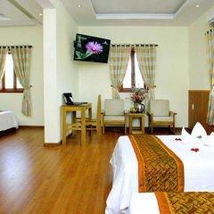 Отель Green Field Villas Хойан комната для гостей фото 5
