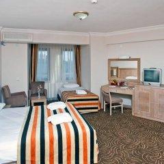 Crystal Kaymakli Hotel & Spa комната для гостей фото 2
