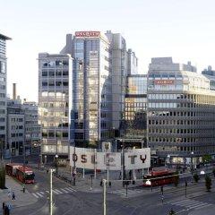 Отель Scandic Oslo City Норвегия, Осло - 1 отзыв об отеле, цены и фото номеров - забронировать отель Scandic Oslo City онлайн балкон