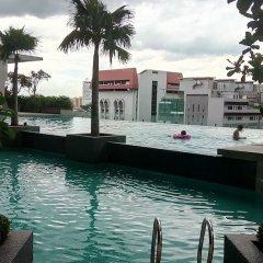 Отель Tawassil Suites @ Swiss Garden Малайзия, Куала-Лумпур - отзывы, цены и фото номеров - забронировать отель Tawassil Suites @ Swiss Garden онлайн бассейн