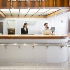 Отель Exe Plaza Испания, Мадрид - отзывы, цены и фото номеров - забронировать отель Exe Plaza онлайн интерьер отеля фото 3
