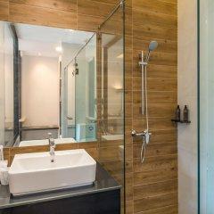 Отель Chermantra Aonang Resort and Pool Suite ванная фото 2