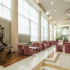 Ark Hotel Okayama - ROUTE-INN HOTELS - интерьер отеля фото 3