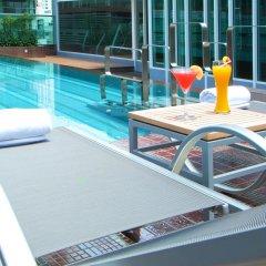 Отель Amora Neoluxe Бангкок бассейн фото 3