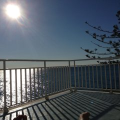Отель Appartamento Profumo di Mare Костарайнера балкон