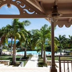 Отель Pierre & Vacances Residence Premium Les Tamarins пляж