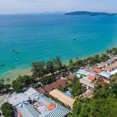 Отель Aonang Princeville Villa Resort and Spa пляж