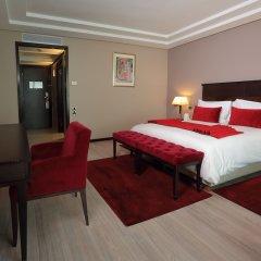 Отель Le Palace D Anfa сейф в номере