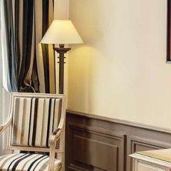 Отель Best Western Premier Trocadero La Tour Париж балкон