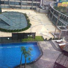 Отель Crowne Plaza Paragon Xiamen Китай, Сямынь - 2 отзыва об отеле, цены и фото номеров - забронировать отель Crowne Plaza Paragon Xiamen онлайн бассейн фото 2