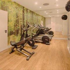 Отель NH Torino Centro фитнесс-зал фото 3