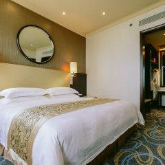 Ocean Hotel 4* Улучшенный люкс с различными типами кроватей фото 10