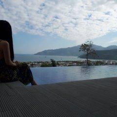 Отель Nha Trang Harbor View Villa Вьетнам, Нячанг - отзывы, цены и фото номеров - забронировать отель Nha Trang Harbor View Villa онлайн бассейн
