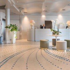 Отель Savoia Hotel Rimini Италия, Римини - 7 отзывов об отеле, цены и фото номеров - забронировать отель Savoia Hotel Rimini онлайн интерьер отеля фото 3