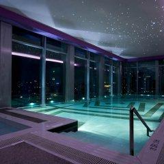 Отель Sofitel Shanghai Hyland Китай, Шанхай - отзывы, цены и фото номеров - забронировать отель Sofitel Shanghai Hyland онлайн бассейн