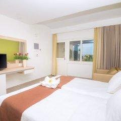 Отель Eurovillage Achilleas Hotel Греция, Мастичари - отзывы, цены и фото номеров - забронировать отель Eurovillage Achilleas Hotel онлайн комната для гостей фото 4