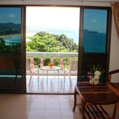 Отель Baan Karon Hill Phuket Resort комната для гостей фото 2