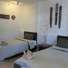 Отель Koh Tao Toscana Таиланд, Остров Тау - отзывы, цены и фото номеров - забронировать отель Koh Tao Toscana онлайн комната для гостей фото 3