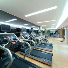 Отель Holiday Inn Chengdu Oriental Plaza фитнесс-зал
