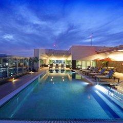 Отель Hyatt Place Tegucigalpa Гондурас, Тегусигальпа - отзывы, цены и фото номеров - забронировать отель Hyatt Place Tegucigalpa онлайн бассейн фото 2