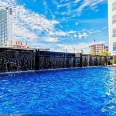 Отель Nam Talay Jomtien Beach Паттайя бассейн фото 2
