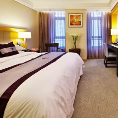 Windsor Park Hotel Kunshan комната для гостей фото 2