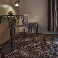 Отель Alpha Tour Eiffel Булонь-Бийанкур комната для гостей фото 3
