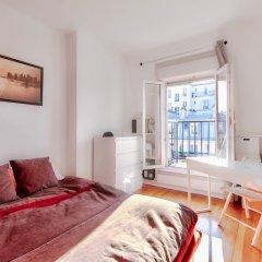 Апартаменты Charming parisian Apartment - Monge комната для гостей фото 4