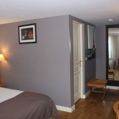 Отель Metropolitain Франция, Париж - отзывы, цены и фото номеров - забронировать отель Metropolitain онлайн комната для гостей фото 2